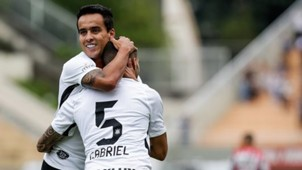 Jadson e Gabriel - Corinthians - 27/01/2018