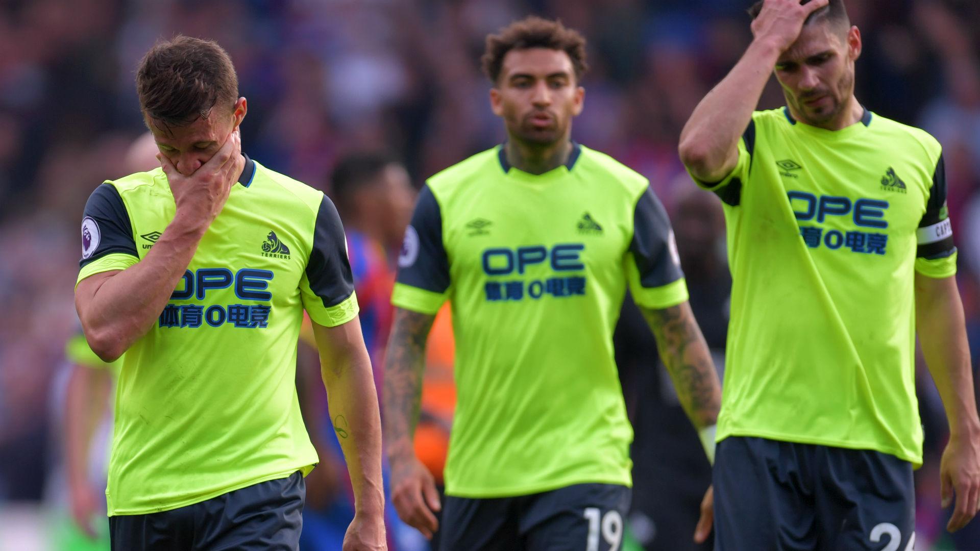 Jonathan Hogg Huddersfield Town Premier League 2019