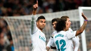 Casemiro Real Madrid Las Palmas
