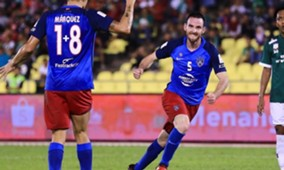 Fernando Elizari, Johor Darul Ta'zim