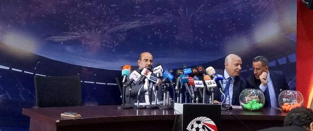 عامر حسين - قرعة الدوري المصري 2018-2019