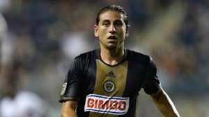Alejandro Bedoya Philadelphia Union MLS 0820216