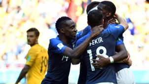 France - Australia, World Cup 06162018
