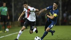 Nacho Fernandez Pablo Perez River Plate Boca Juniors Supercopa Argentina 14032018