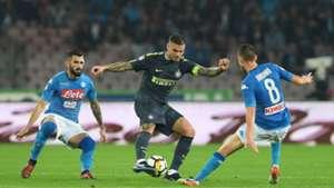 Icardi Jorginho - Napoli-Inter