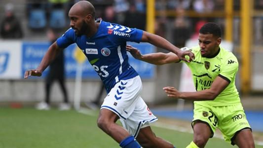 Dimitri Foulquier Samuel Grandsir Strasbourg Troyes Ligue 1 11022018