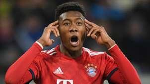 David Alaba Bayern 2019