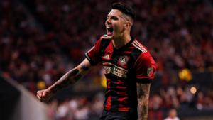 Franco Escobar Atlanta United 2018