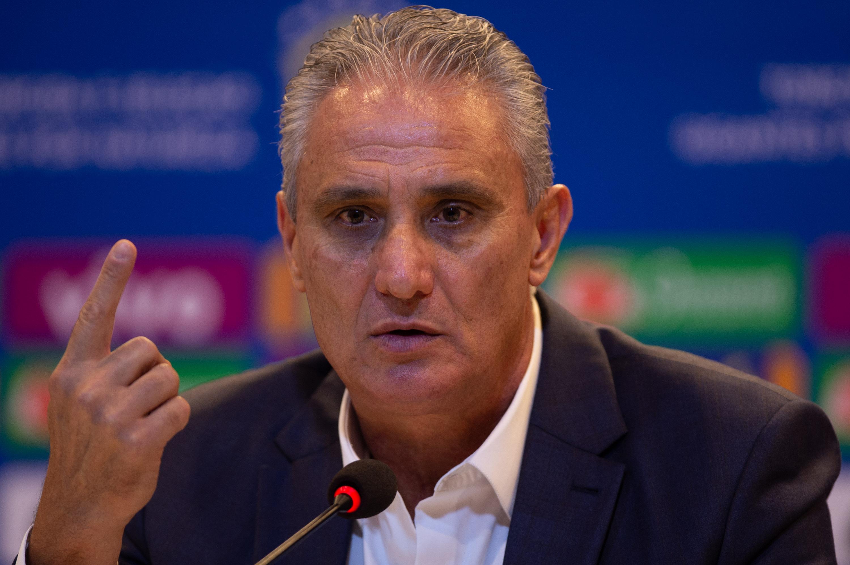 Tite convoca Seleção Brasileira