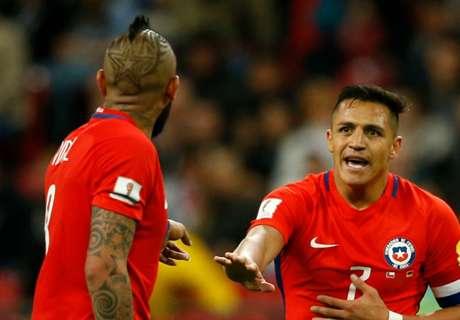 Chile sale a defender su corona