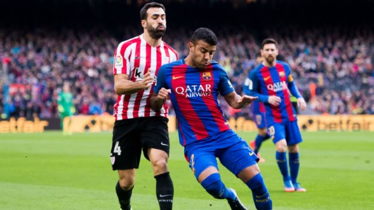 Rafinha La Liga Barcelona v Athletic Bilbao
