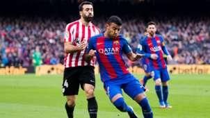 Rafinha La Liga Barcelona v Athletic Bilbao