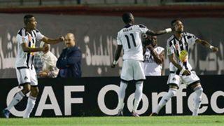 TP Mazembe celebrate