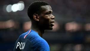 Paul Pogba France Croatia World Cup Final 15072018