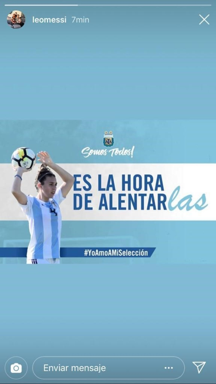 Messi Instagram