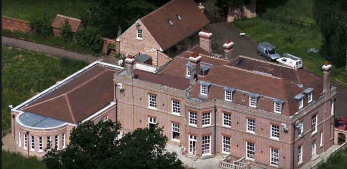 Wayne Rooney House