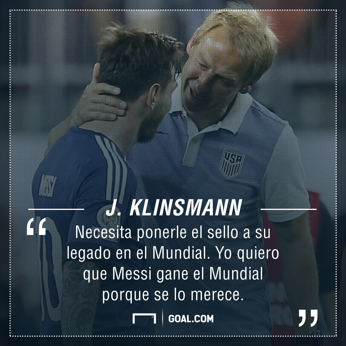Klinsmann Messi PS