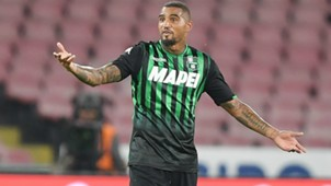 Kevin Prince Boateng Sassuolo Serie A