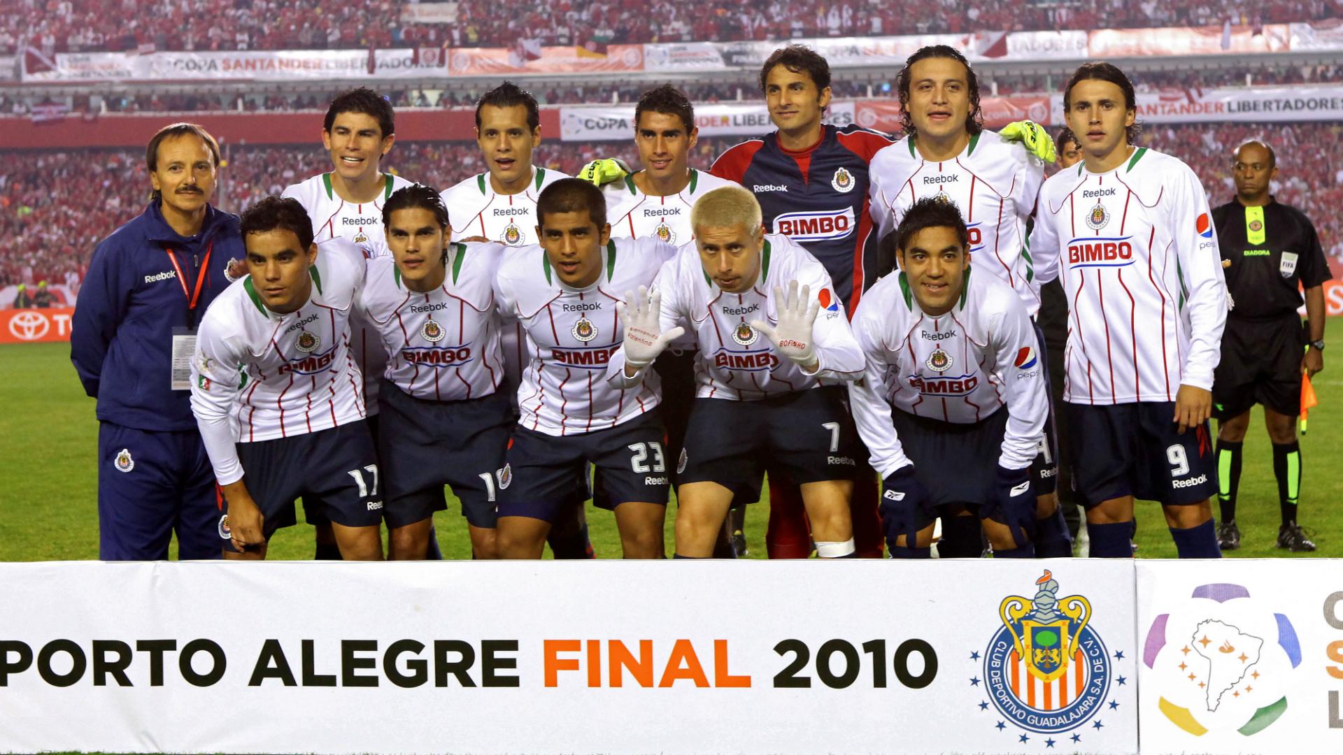 Chivas Libertadores 2010