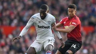 Arthur Masuaku - West Ham