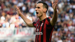 Kalinic Milan Serie A
