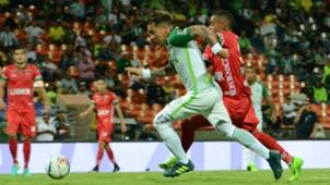 Dayro Moreno Atlético Nacional vs Patriotas Copa Águila 2017