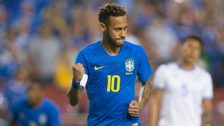 Neymar Brazil El Salvador Friendly 11092018