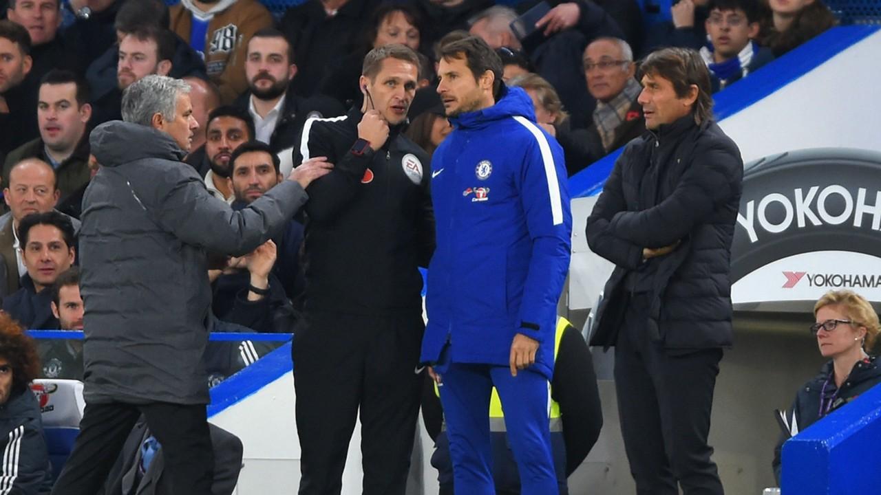 La guerre entre Antonio Conte et José Mourinho ne s'oubliera pas