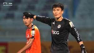 Bui Tien Dung Ha Noi FC vs SHB Da Nang Round 10 V.League 2019