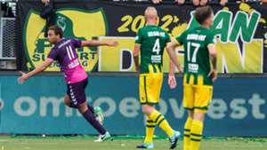 Cyriel Dessers, ADO Den Haag - FC Utrecht, 11082017