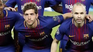2018-06-12 Sergi Roberto Iniesta Barcelona