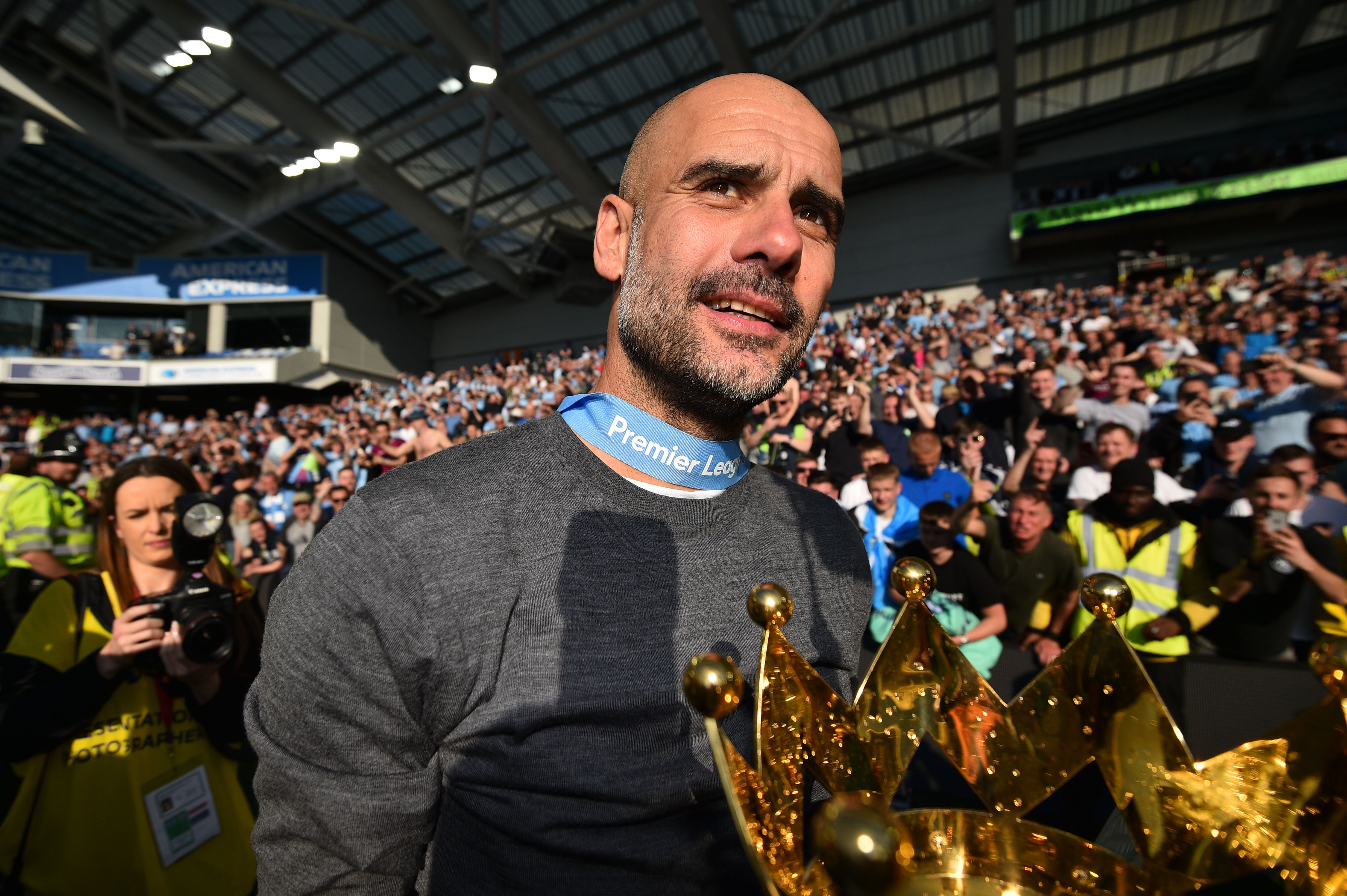 Pep Guardiola will reportedly be named new Juventus manager on June 4