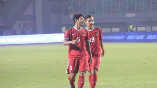 Achmad Jufriyanto & Rezaldi Hehanusa - Timnas Indonesia