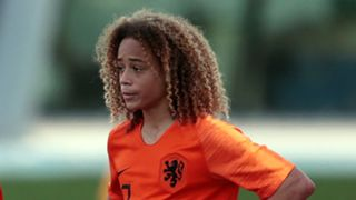 Xavi Simons Netherlands 2019