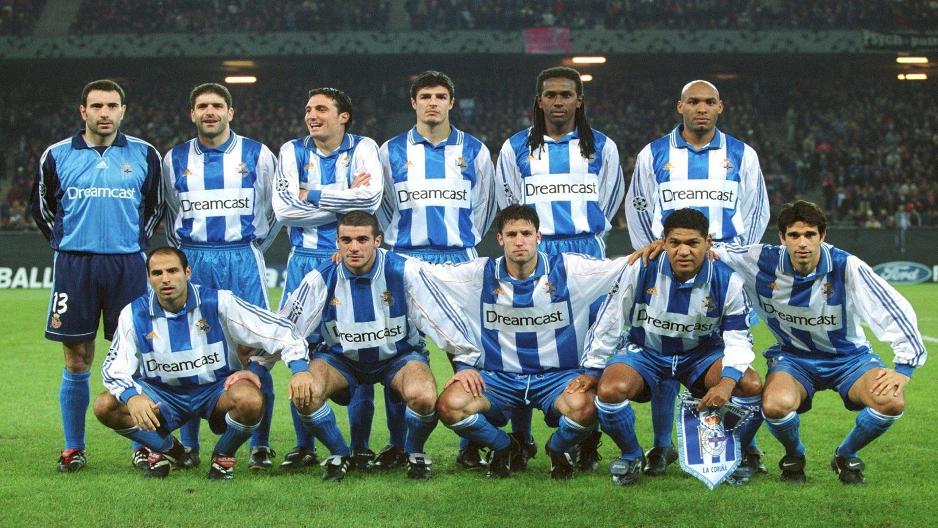 Deportivo de La Coruña 2001