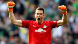 Pavlenka Werder Bremen Borussia Dortmund