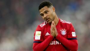 Serge Gnabry Bayern Munich Bundesliga 2018