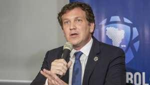 Alejandro Dominguez CONMEBOL 27112018