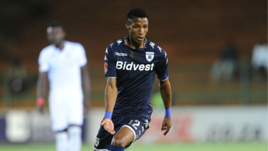 Vincent Pule of Bidvest Wits