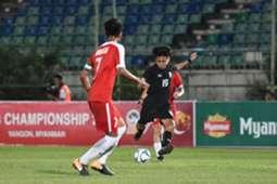 ทีมชาติไทย ชุดอายุไม่เกิน 18 ปี