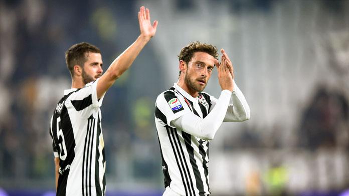 Miralem Pjanic Marchisio Juventus