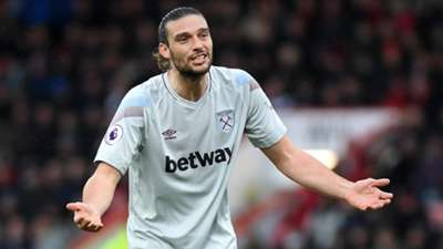 Andy Carroll - West Ham