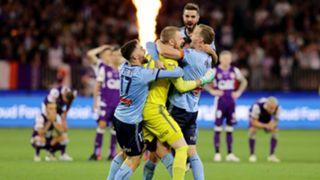 Sydney FC Andrew Redmayne