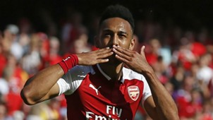 Pierre Emerick Aubameyang Arsenal