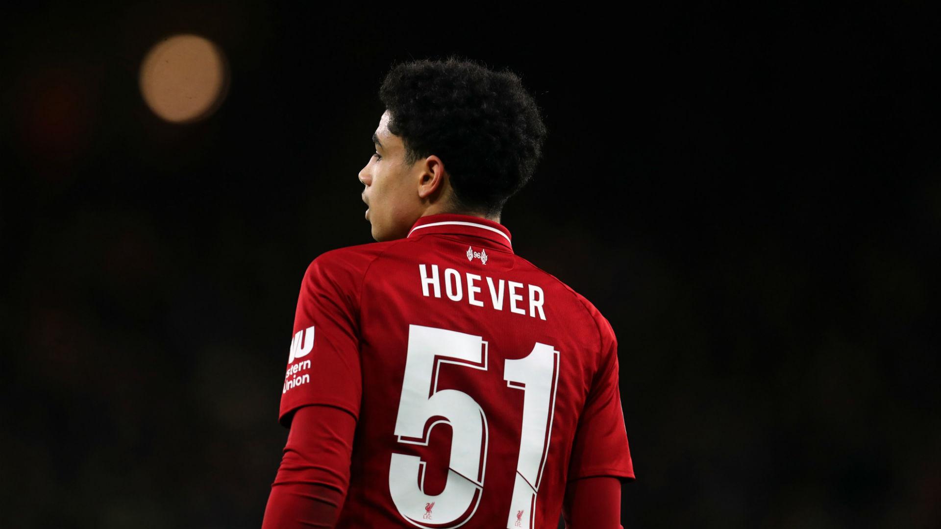 Ki-Jana Hoever Liverpool 2018/19