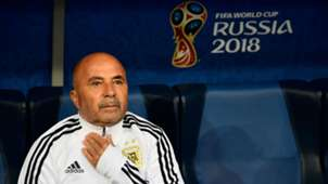 Sampaoli Argentina Nigeria World Cup Russi 2018 26062018