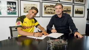 Hakimi Borussia Dortmund BVB