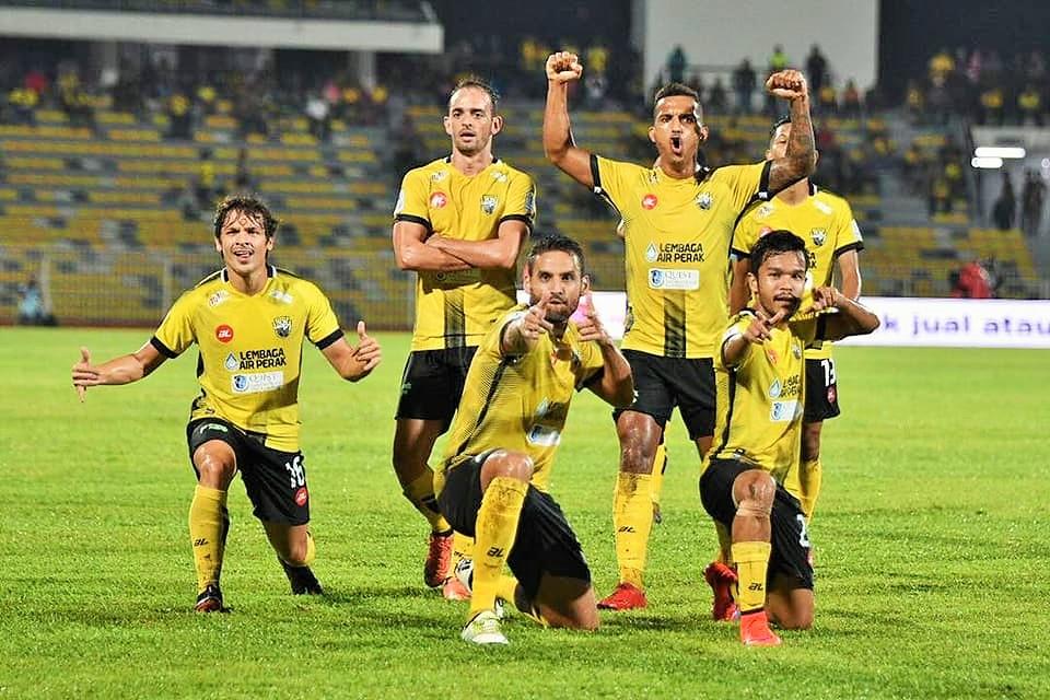 Perak, Malaysia Super League, 06052018