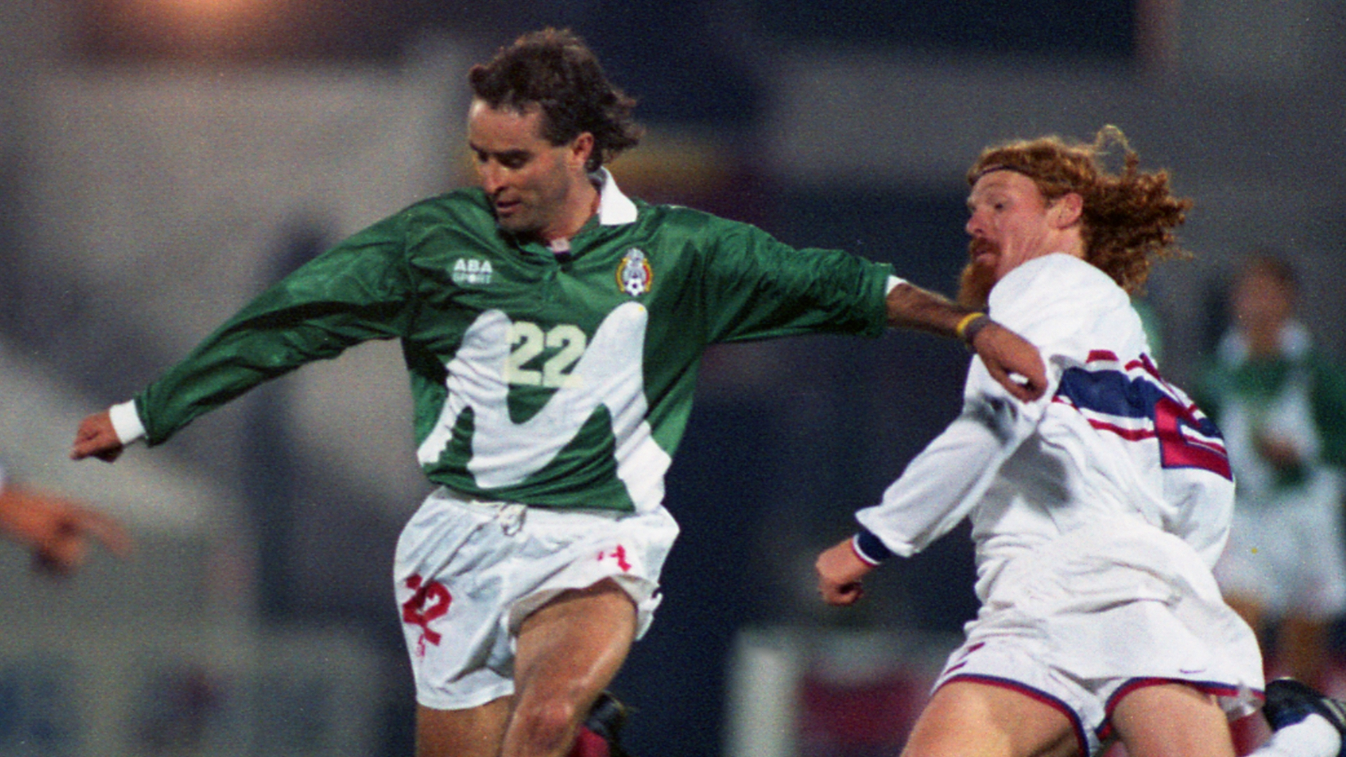 México Copa América 1995