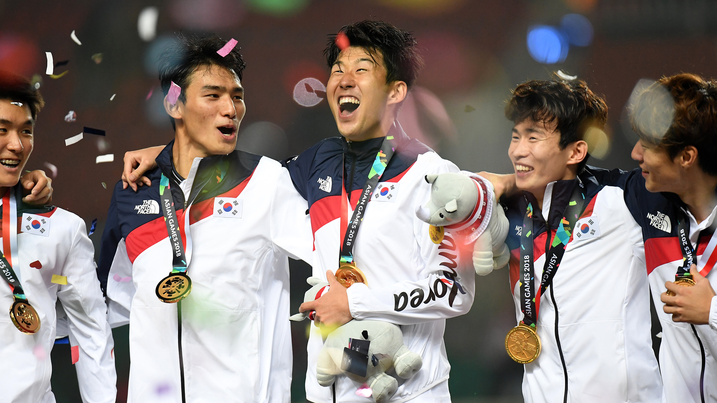 Son Heung-Min - Korea Selatan Asian Games 2018